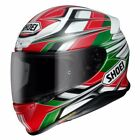 Shoei Shoei Nxr Rumpus TC-4 Red/Green/White