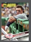 2017 TOPPS UPDATE SERIES VARIATION SHORT PRINT COMPLETE YOUR SET YOU PICK