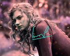 REPRINT RP 8x10 Signed Autographed  Photo: Imogen Poots in Centurian