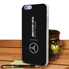 Mercedes Benz AMG iPhone Case Rigid Plastic Cover Shell for iPhone and Samsung