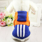 Hot Dogbaby Clothes Pet Dog Puppy Cartoon Sweater Hooded Coat Winter Warm Appeal