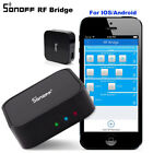New Sonoff RF Bridge 433mhz Wifi Remote Smart Switch DIY Timer For IOS Android