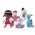 Disney Doc McStuffins Plush Toy Chilly Hallie Hippo Stuffy Lambie Stuffed Doll