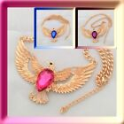"""(Cart ANY 4 store items, 2 will be FREE) American Bald Eagle Choker 16"""" -18.5"""""""