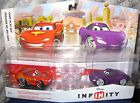 Disney Infinity Cars Set Xbox 36 PS3 Wii/Wii U/3DS New Sealed McQueen and Holly