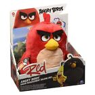 ANGRY BIRDS Soft toy RED BIRD RED 9 13/16in PARLANTE SOUND Talking PLUSH Origin