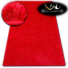 FLUFFY CHEAP SOFT RUGS SHAGGY - NARIN red - 140 x 190 cm - BIG SALE -70%