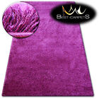 FLUFFY CHEAP SOFT RUGS SHAGGY - NARIN violet - 140 x 190 cm - BIG SALE -70%