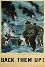Vintage High Quality Allied WW2 World War II Propaganda Retro Posters A4 <br/> *** BUY 2 OR MORE AND GET 1 FREE ***