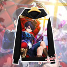 Anime Black Butler Ciel Sebastian Coat Unisex Hoodie Jacket Sweater Cosplay