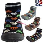 Kyпить Infant Baby Boys Cars Automobiles Anti-slip Rubber First Walking Sock Shoes  на еВаy.соm