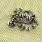 1000x M1.7 M2 M2.6 Pan Washer Head Phillips Self-tapping Screws Ni-plated ES