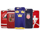 ice hockey Canada Sweden USA Suisse Czech phone case cover for iphone