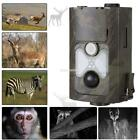 Hunting Scouting Game Trail Camera 16MP HD Infrared Night Vision Waterproof