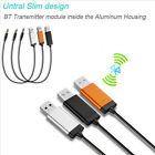 Bluetooth Transmitter 3.5mm  USB Audio Stereo Cable Adapter for Headphone TV PC