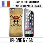 Coque iPhone 6 / 6S - One Piece Logo Vintage