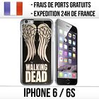 Coque iPhone 6 / 6S - Walking Dead Ailes