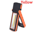 Portable COB LED Bright Flaslight Work Light Inspection Lamp Hand Torch Magnetic