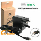 45W Compatible Laptop AC Adapter Charger Auto USB-C Type  5V 9V 12V 15V 20V