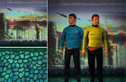 POSTER BACKDROP/SET~STAR TREK~FETHLONII FOR 1/6 FIGURE KIRK SPOCK MCCOY SULU QMx