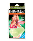 New Bad Boy Buddies Mouth Mastrubator - Glow + Cream Gift