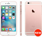 Apple iPhone 6s - 16GB, 32GB, 64GB, 128GB - Rose Gold (Factory Unlocked) Sealed