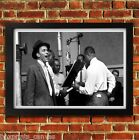 FRANK SINATRA LEGEND MUSIC POSTER FRAMED WALL ART PRINT PICTURE S M LARGE