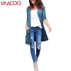 New Loose Oversized Sweater XL Long Sleeve Knitted Jumper Cardigan Outwear Coat