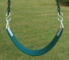 Basic Commercial Belt Swing Seat with Plastisol Chain