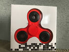 Brand New In Packet Orange Hand Tri Fidget Spinner Focus Toy Australian Stock
