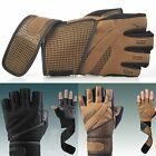 Gym Training Sports Fitness Gloves Tactical Wrist Wrap Workout Exercise Protect