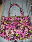 Vera Bradly Pink Pirouette Tote NWT