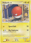 POKEMO VOLTORB TRAINER CARD FREE SHIPPING