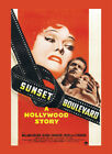 6676.Hollywood Story Movie POSTER.Office.Home room Decoration.Graphic design