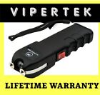 VIPERTEK VTS-989 Stun Gun 550 BV Rechargeable Self Defense Heavy Duty