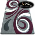 Modern Design Very Soft Rugs FOCUS 8695 Large Small Size Thick Quality Carved