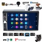 "TOUCH SCREEN 7"" Double Din HD Car Stereo Radio MP5 MP3 Player USB  Rear Camer OW"