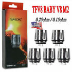 5x SMOK V8 Baby M2 Core Replacement Coil for Stick Kit / TFV8 Big Baby Beast Lot