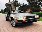 1982+DeLorean+DMC12