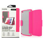Incipio Octane Co-Molded Durable Impact Absorbing Folio Case for LG G Pad X8.3