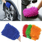 1 Pcs Easy Microfiber Car Kitchen Household Wash Washing Cleaning Glove Mit New
