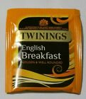 Twinings - English Breakfast Tea Bags - Individually Wrapped