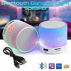 Bluetooth Speaker Waterproof Sports FM Stereo Wireless LED Flashlight US Seller