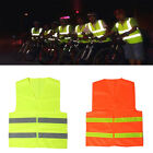 blackhead strips work - Visibility Security Safety Vest Reflective Strips Work Wear Uniforms Clothing aa