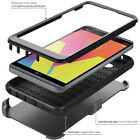 REFINED SHOCKPROOF Belt Clip Holster Phone Case Cover +BUILT-IN SCREEN PROTECTOR