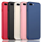 Ultra Thin Cute Soft SHOCKPROOF Rubber Cover Case Skin For iPhone X 6S 7 8 Plus