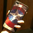 Genuine iPhone X Case Captain American Heavy Duty Ultra Hybrid Cover Shockproof