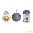 Official Star Wars R2-D2, BB-8, Death Star Paper Light Shade Large Lantern 40cm £4.79 GBP