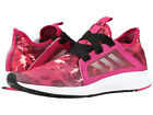 Adidas EDGE LUX Womens Pink Coral Mesh BW0416 Lace Up Athletic Sneakers Shoes