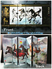 Chinese painting That occupy the home Furnishings decoration Folding screen